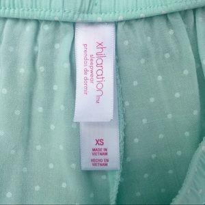 Xhilaration Intimates & Sleepwear - Xhilaration Sleepwear / Lounge Shorts | Blue, XS